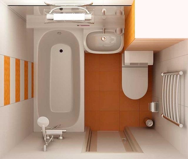 Прежде всего на плане помещения следует прикинуть – что вообще, в принципе, доступно в нем разместить