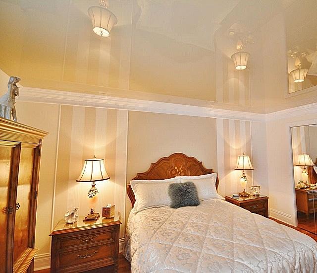Все чаще и чаще собственники жилья выбирают для отделки помещений натяжные потолки