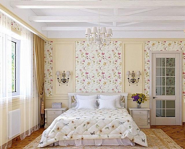 Можно не сомневаться, что отдых в такой спальне будет полноценным