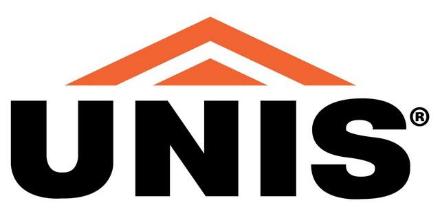 Узнаваемый логотип группы компаний «Unis» — продукция, заслуживающая безусловного доверия