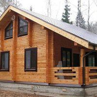 Какой лучше строить дом для постоянного проживания