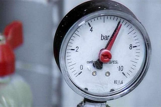 Испытательное давление для контуров теплого пола — 6 атмосфер (бар)