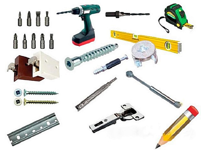 Инструменты, без которых никак не обойтись при сборке мебели
