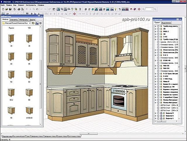 В сети можно отыскать немало интересных приложений, позволяющих и спланировать размещение мебели, и получить готовые чертежи каждой из деталей.
