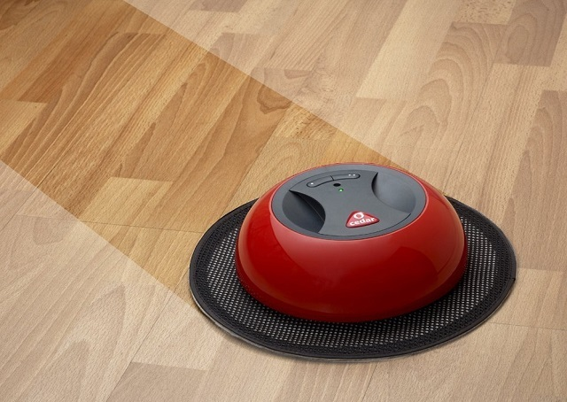 Пылесос-робот – вся уборка происходит без вмешательства хозяев, а зачастую – и вообще в их отсутствие
