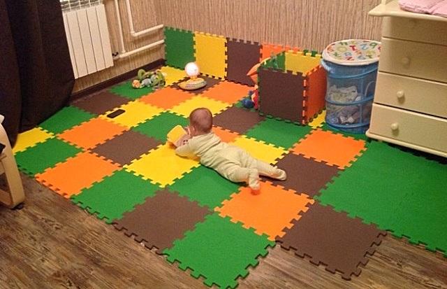 Максимально безопасная, комфортная, и в то же время привлекательная внешне, развивающая среда — основные критерии выбора отделки для детских комнат