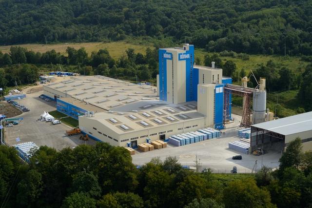 Мощный производственный комплекс «Волма-Майкоп» в Республике Адыгея