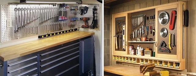 Хорошо обустроенная мастерская, с удобно расположенным инструментом и необходимыми расходными материалами - это залог плодотворной качественной работы