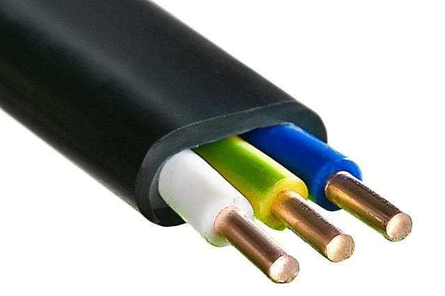 Толщина и жильной изоляции, и внешней оболочки кабеля должна соответствовать установленным стандартам