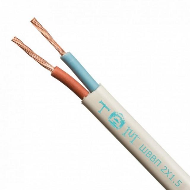 Провода ШВВП недороги, и их вполне можно применить, например, для подключения систем освещения или бытовых приборов. Но, опять же, не для стационарной проводки.