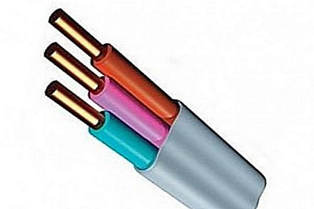 Провод установочный ПУНП – для скрытой проводки категорически запрещен