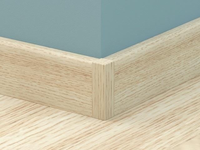 Стыковочные элементы могут быть и простейшей формы, без затей – в виде столбиков.
