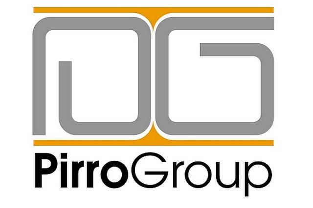 Логотип компании «PirroGroup»