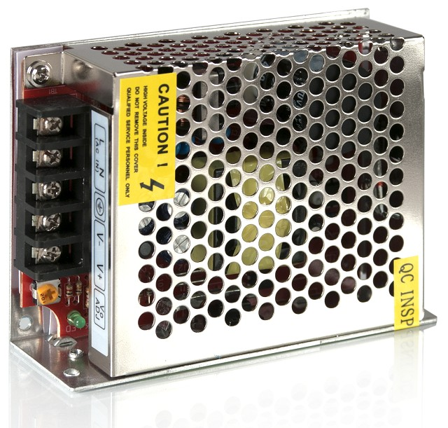 Пример блока питания для светодиодных светильников.