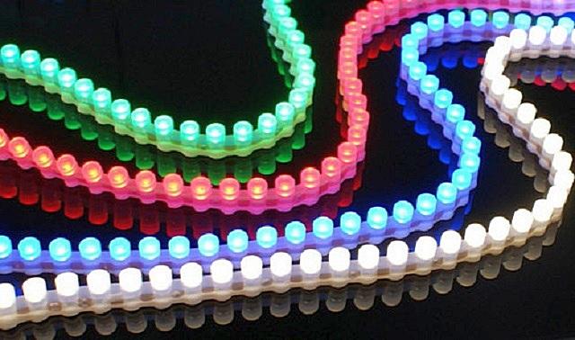 Светодиодные гирлянды DIP LED