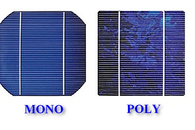 Внешнее отличие пластин монокристаллов от поликристаллов заключается в однородности цвета.