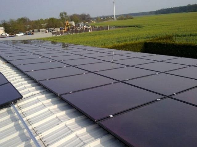 Действительно мощная, эффективная солнечная батарея потребует немалой полностью открытой для солнечных лучей площади.