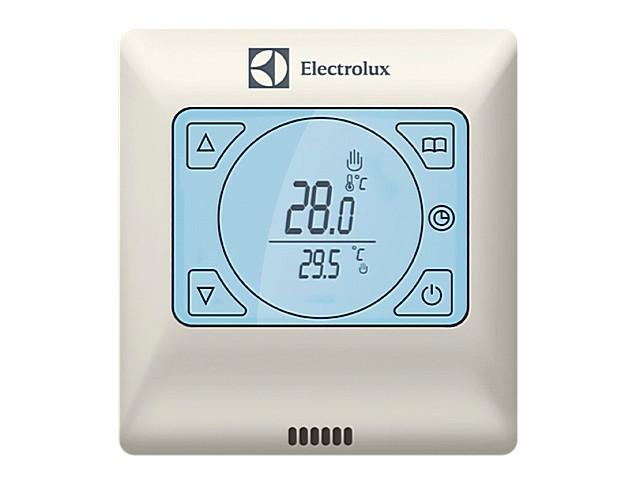 Программируемый терморегулятор Electrolux ETT-16 Touch с сенсорным экраном