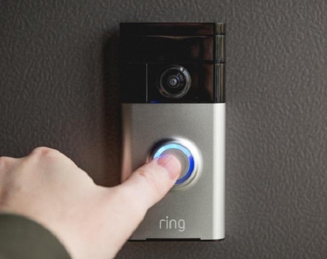 Звонок с системой видеонаблюдения
