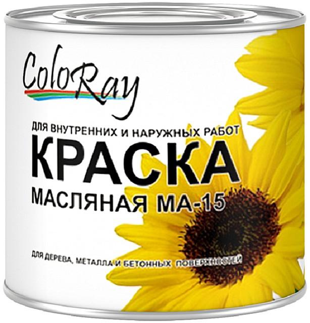 Универсальная масляная краска «Coloray».