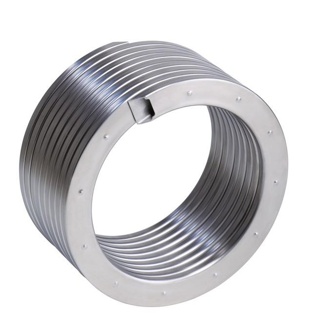 Спираль теплообменника из нержавеющей стали конденсационного котла Viessmann