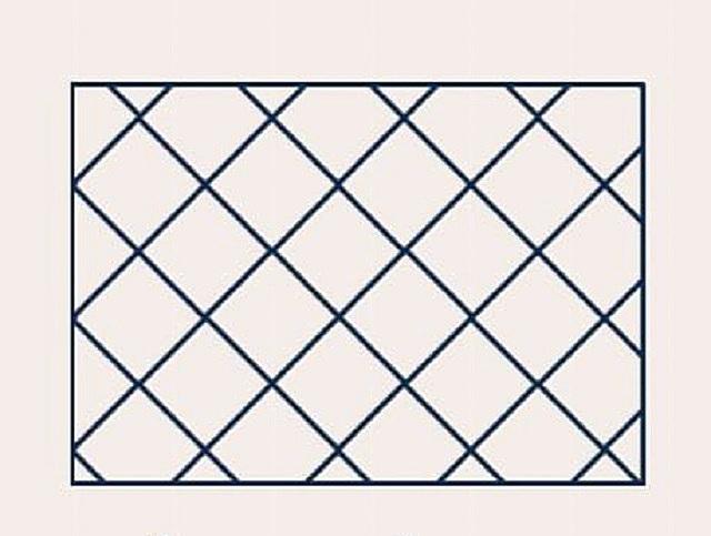 Выполненный в масштабе чертеж комнаты и нанесенная на него схема укладки значительно упростят и расчёт требуемого количества материала, и проведение облицовочных работ.