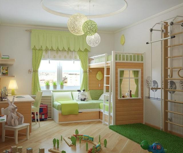 Хороший вариант по подбору осветительных приборов. Но есть ряд серьезных вопросов по общей расстановке мебели.