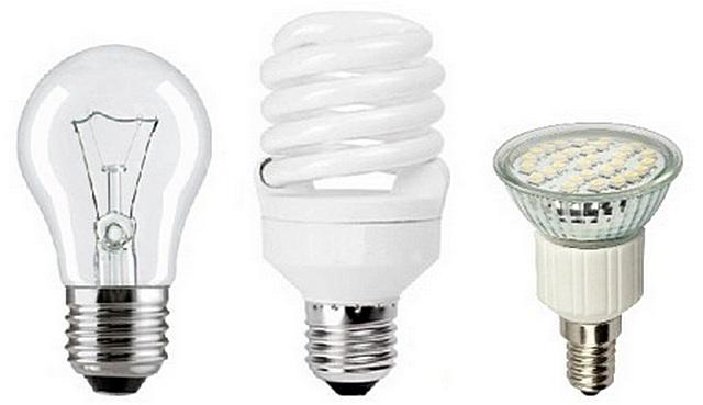 Принципы преобразования электрической энергии в световой поток у разных ламп –различные. Отсюда и разница в их энергоэффективности, то есть в показателях светоотдачи.