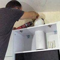 Как подключить вытяжку на кухне