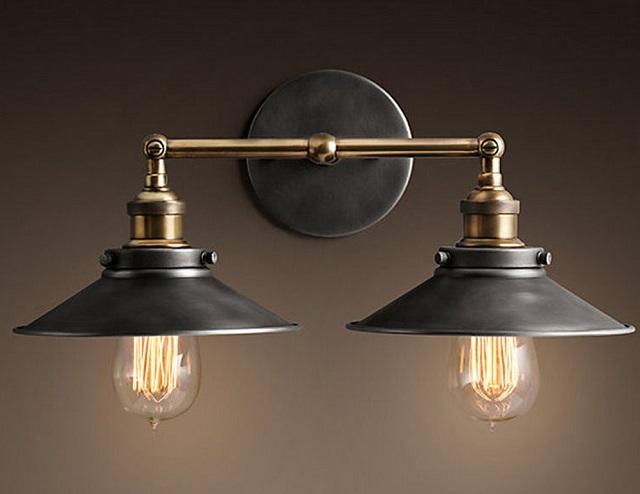 Отличным прибором для организации локальной подсветки становятся настенные бра