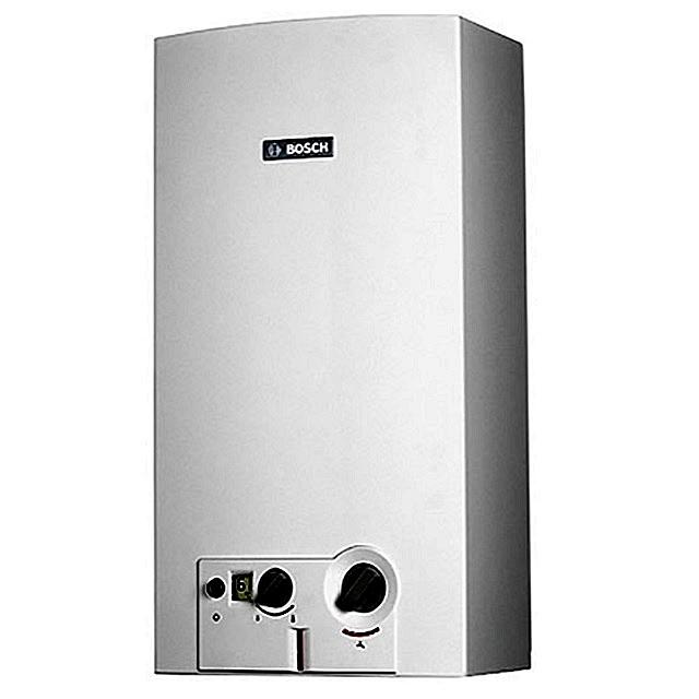Проточный газовый водонагреватель «BOSCH WRD 13-2G»