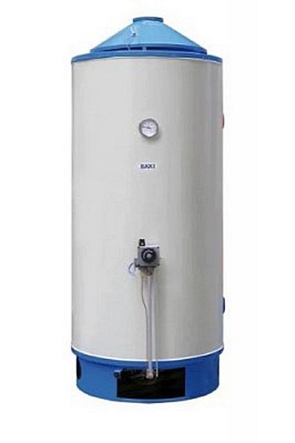 Газовый накопительный водонагреватель «BAXI SAG3300»