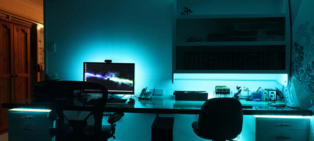 Как подключить светодиодную ленту к компьютеру
