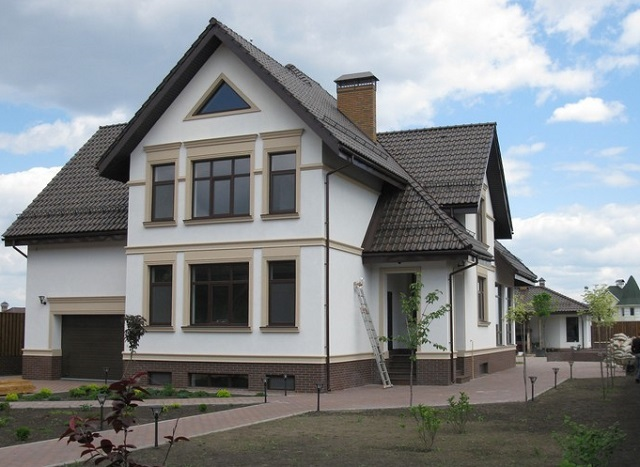 Что значит финский дом