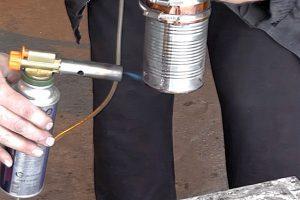 Дымогенератор для холодного копчения своими руками