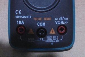 Как пользоваться мультиметром ермак