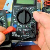Как пользоваться мультиметром: подробная инструкция и видео урок по использованию мультиметра