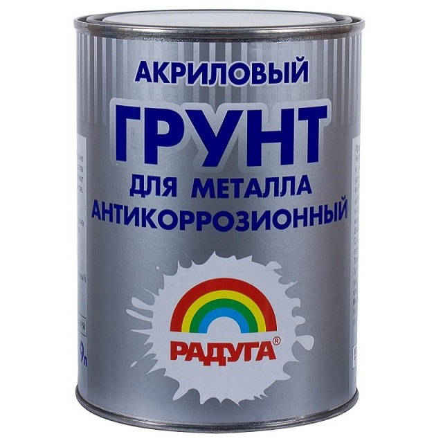 Чтобы краска хорошо легла на поверхность, рекомендуется предварить окрашивание нанесением слоя грунта