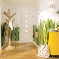 Обои для коридора и прихожей: фото идеи с рекомендациями