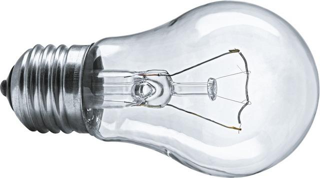 Хотя лампы накаливания уже считаются «вчерашним днем», многие хозяева по инерции польются исключительно ими.