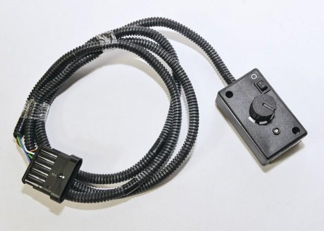Одна из простых модификаций пульта управления для отопителя «Планар».