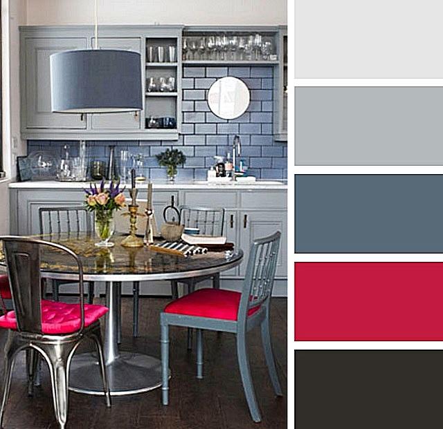 А такая кухня будет больше по душе приверженцам современных стилей оформления интерьеров.