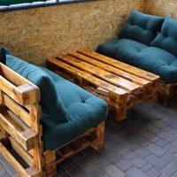 Мебель из поддонов: фото садовой и домашней мебели, пошаговое изготовление своими руками