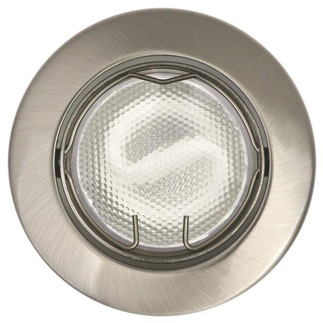 Точечный светильник с компактной люминесцентной энергосберегающей лампой