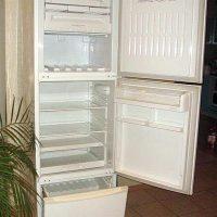 Холодильник «Стинол-104» — переустановка дверей с заменой уплотнителей