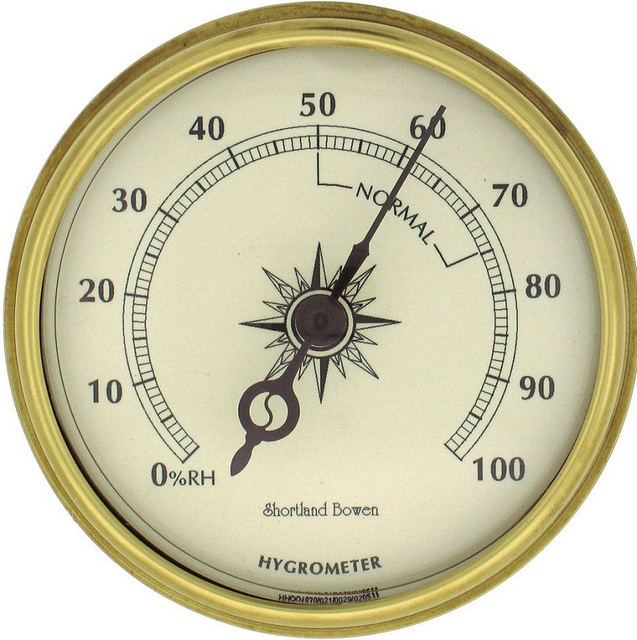 Прибор для измерения влажности воздуха в помещении