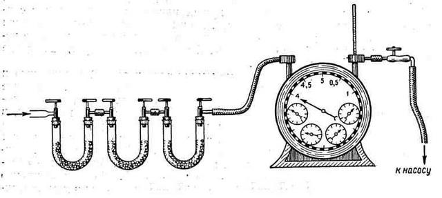 Принцип устройства и работы весового гигрометра