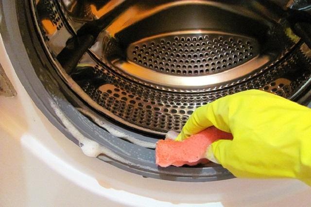 Как почистить стиральную машину изнутри