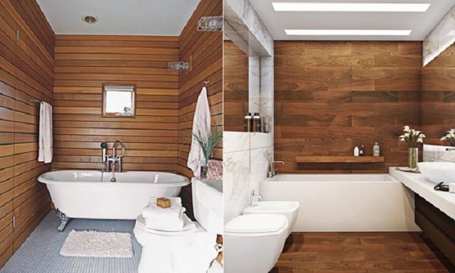 Варианты гипсокартонных потолков в ванной комнате.