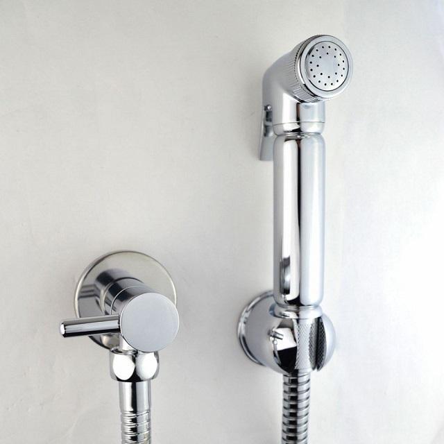 Гигиенический встраиваемый душ «Shattaf».